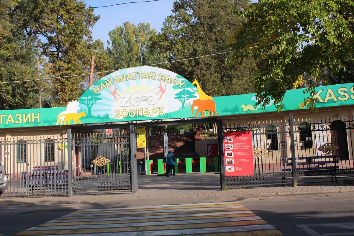 Ограждения для зоопарка